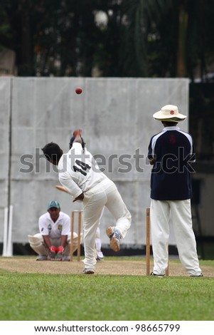 Shaking, Club cricket list silver strip