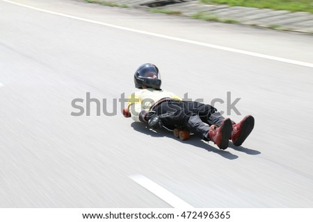 Luge Tag Template | Street Luge Stock Images Royalty Free Images Vectors Shutterstock