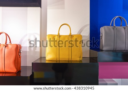 KUALA LUMPUR, MALAYSIA - MAY 09, 2016: inside of Suria KLCC. Suria KLCC is a shopping mall is located in the Kuala Lumpur City Centre district. - stock photo