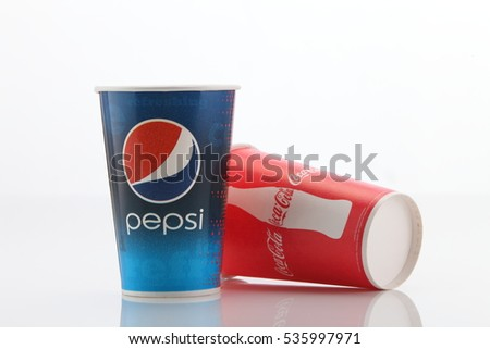 reaction paper in pepsi cola The article presents a case study in ethics and industrial espionage involving coca-cola co  marketing strategies of softdrinks brands coca-cola and pepsi.