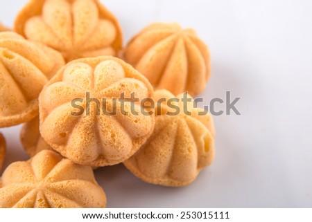 Malay Style Sponge Cake