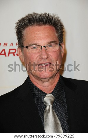 Kurt Russell  at the 8th Annual Living Legends of Aviation, Beverly Hilton Hotel, Beverly Hills, CA. 01-21-11