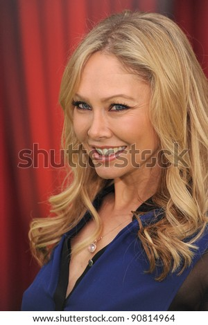 "Kym Johnson at the world premiere of ""The Muppets"" at the El Capitan Theatre, Hollywood. November 12, 2011  Los Angeles, CA Picture: Paul Smith / Featureflash"