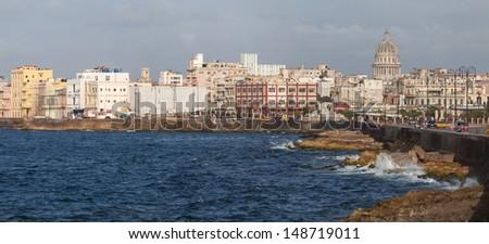 La Habana. Cuba - stock photo