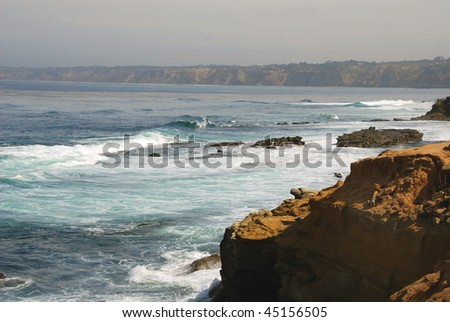 La Jolla Cliffs