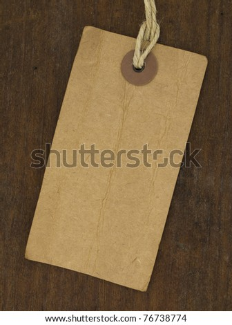 label - stock photo