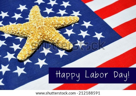 labor day concept  - stock photo