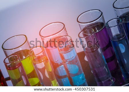 laboratory Science experiments