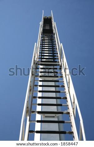 Ladder up to the sky