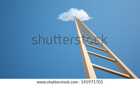 Ladder Way to Heaven