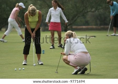 Ladies Golf European Tour, Castellon, Spain, 2006