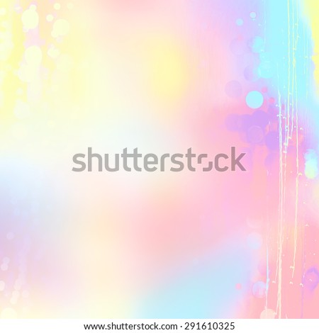 Ladies night party, blurred image background - stock photo