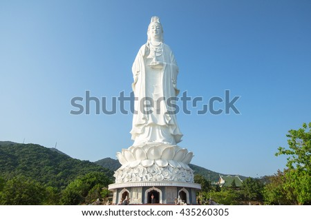 lady buddha in Da nang