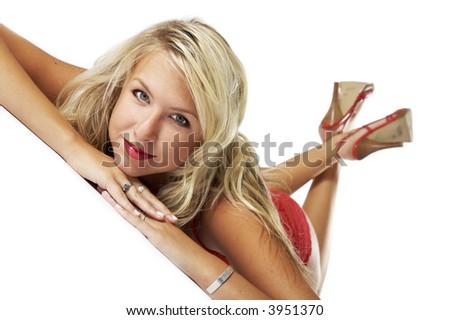 sexy fisherwomen stock photo 3940297 shutterstock