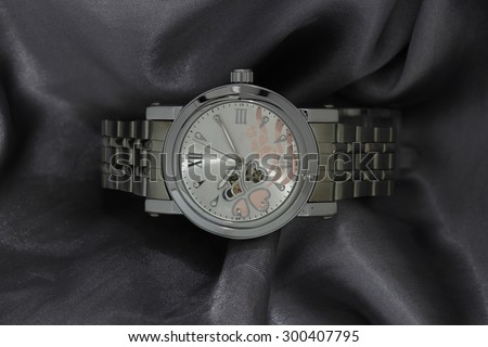 Lady Watch - stock photo