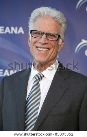 LAGUNA BEACH, CA - OCTOBER 01: Ted Danson attends the SeaChange Summer party to benefit Oceana at Villa di Songhi on October 1, 2011 in Laguna Beach, California. - stock photo