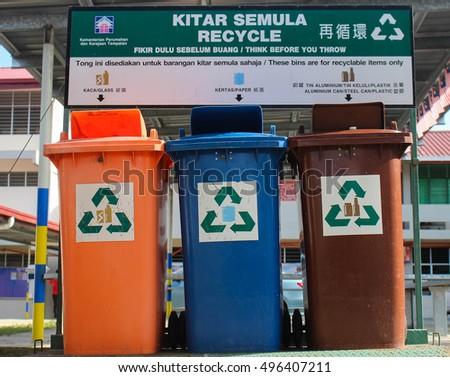 Recycling in malaysia