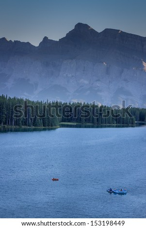 Lake at Banff National Park, Alberta