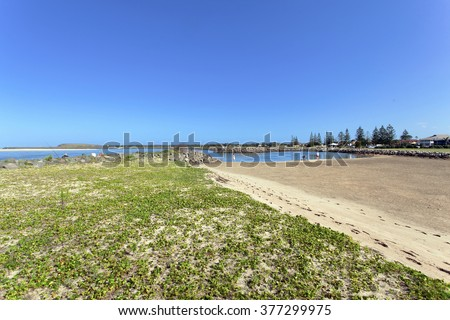 Lake Illawarra Beach