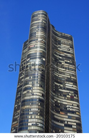 Lake Shore Tower in Chicago - stock photo