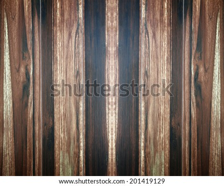 Laminated Wood plank brown texture background abstract. - stock photo