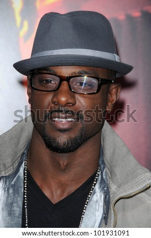 "Lance Gross  at the ""Nightmare On Elm Street"" World Premiere, Chinese Theater, Hollywood, CA. 04-27-10"
