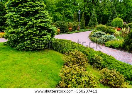 Espace vert banque d images d images et d images for Offre espace vert
