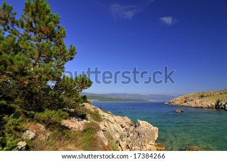 Landscape from Croatia
