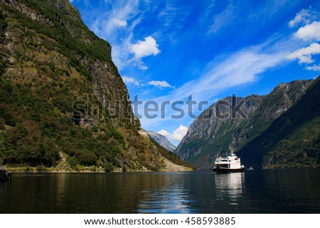 Landscapes and Fjords of Norway