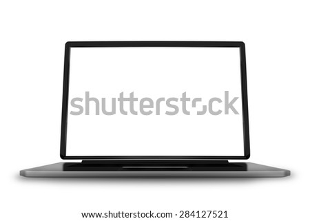 Laptop Computer Graphic