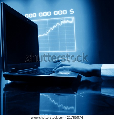 laptop finance work