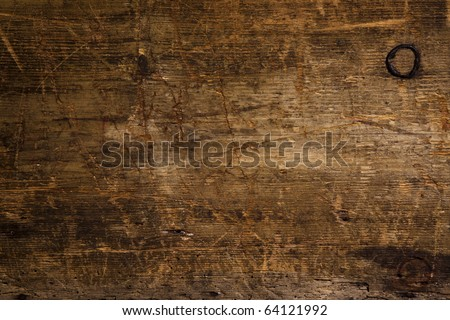 large and textured old wooden grunge wooden background stock photo image - stock photo