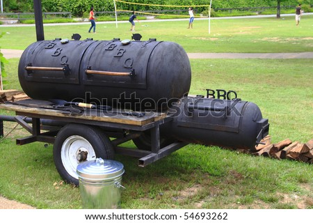 Smoker Grill Stock Photos, Royalty-Free Images & Vectors ...