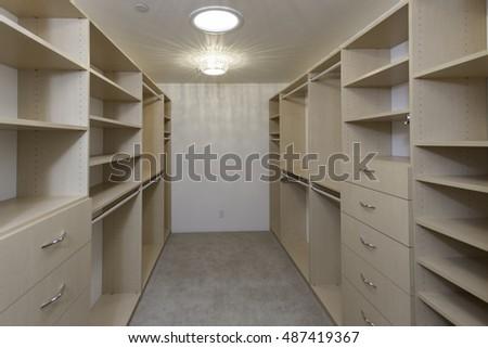 Large Closet With Built In Shelving & Large-closet \u0026 Interesting Ideas For Girls Dream Closet (1)