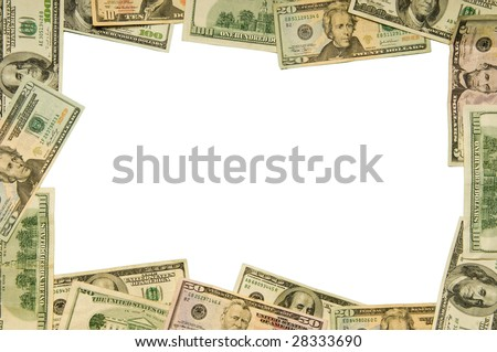 Money border stock images royalty free images vectors for American frame coupon code