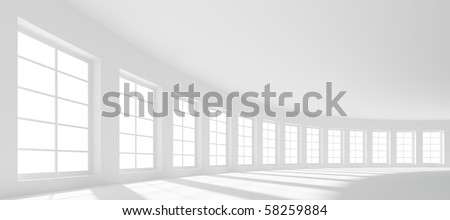 Large Hall - stock photo