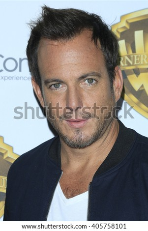 LAS VEGAS - APR 12: Will Arnett at the Warner Bros. Pictures Presentation during CinemaCon at Caesars Palace on April 12, 2016 in Las Vegas, Nevada - stock photo