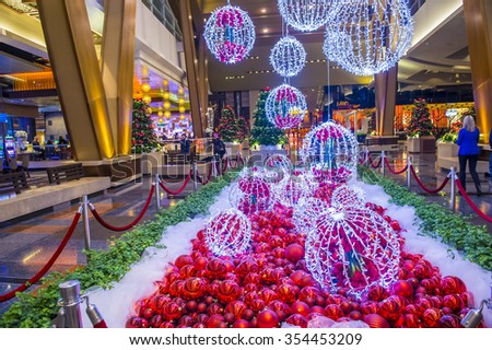 Leed certification stock images royalty free images for When does las vegas decorate for christmas