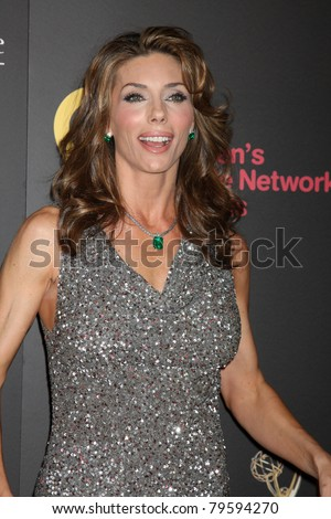 LAS VEGAS - JUN 19:  Jennifer Flavin Stallone arriving at the 38th Daytime Emmy Awards at Hilton Hotel & Casino on June 19, 2010 in Las Vegas, NV.