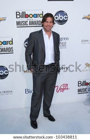 LAS VEGAS - MAY 20: Mike Fisher at the 2012 Billboard Music Awards held at the MGM Grand Garden Arena on May 20, 2012 in Las Vegas, Nevada