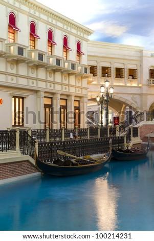 Las Vegas Us April Inside Venetian Stock Photo - 10 star hotel rooms