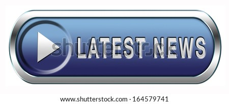 Latest hot news breaking latest article or press release on a daily basis - stock photo