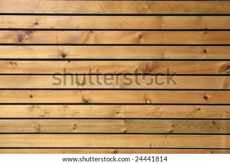 lath wall - stock photo