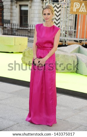 Laura Bailey arriving for the Royal Academy of Arts Summer Party 2013, London. 05/06/2013