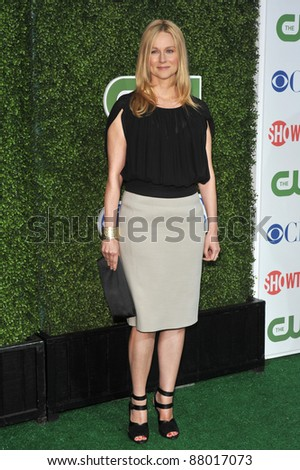 Laura Linney at CBS TV Summer Press Tour Party in Beverly Hills.  July 28, 2010  Los Angeles, CA Picture: Paul Smith / Featureflash