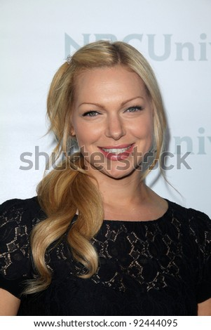 Laura Prepon at the NBCUNIVERSAL Press Tour All-Star Party, The Athenaeum, Pasadena, CA 01-06-12