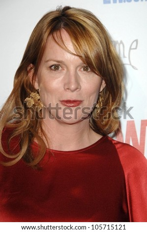 Laurel Holloman  at the farewell party for final season of 'The L Word'. Cafe La Boheme, West Hollywood, CA. 03-03-09