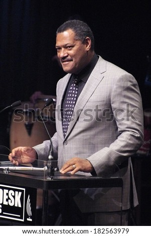 Laurence Fishburne in attendance for 53rd Annual Drama Desk Awards Ceremony, Laguardia High School at Lincoln Center, New York, NY, May 18, 2008
