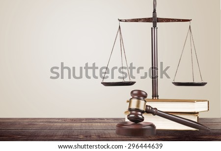 Law, lawyer, business. - stock photo
