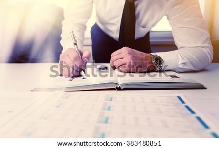 Lawyer. - stock photo